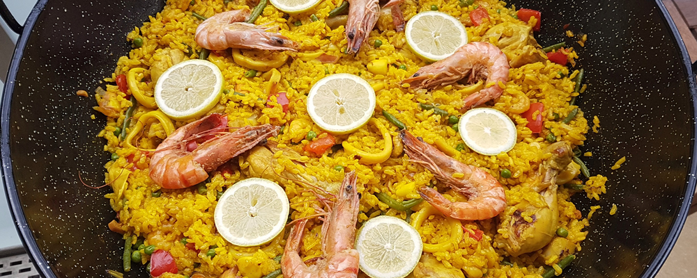 Paella Traditionale